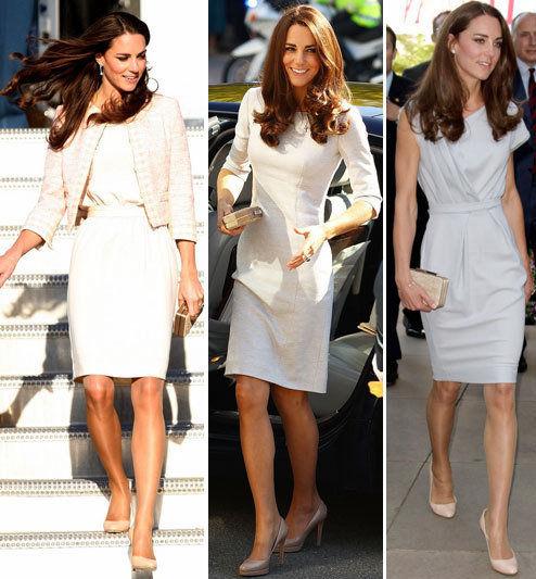 Kate Middleton dans la vie quotidienne