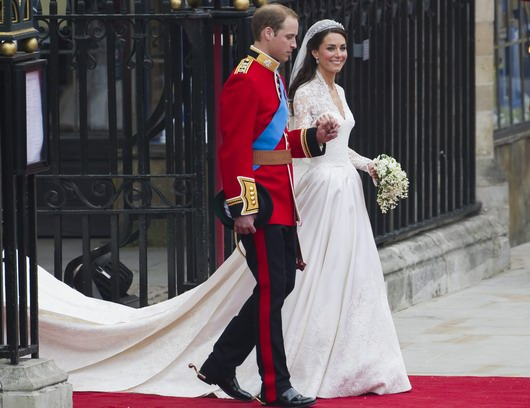 mariage royal de Kate et William