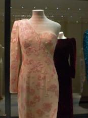 l'exposition des robes de gala de Lady Diana