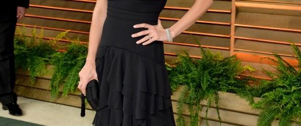 La robe noire vue par trois stars de trois générations différentes. (II)