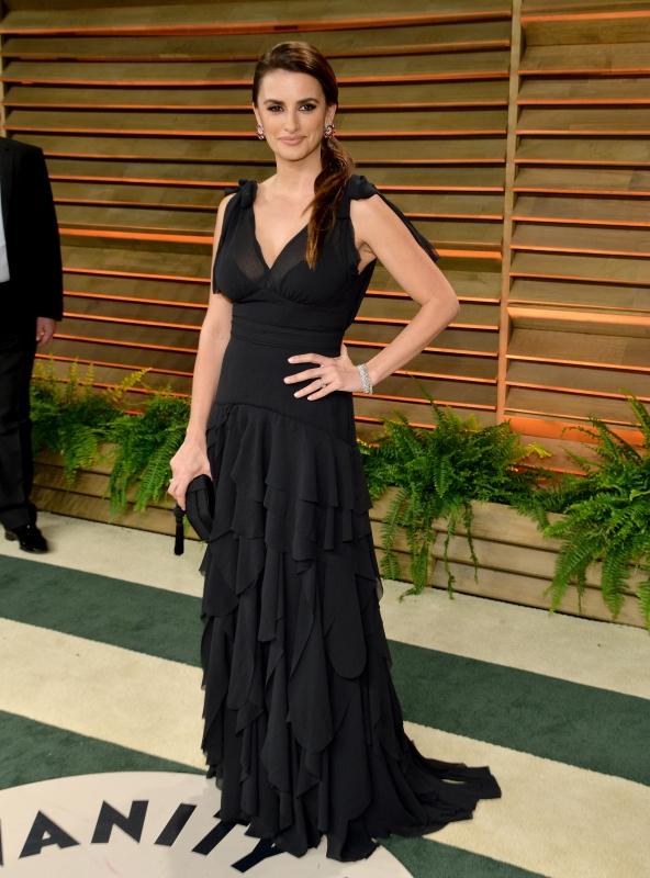 Penelope Cruz en robe H&M pour le tapis rouge des oscars