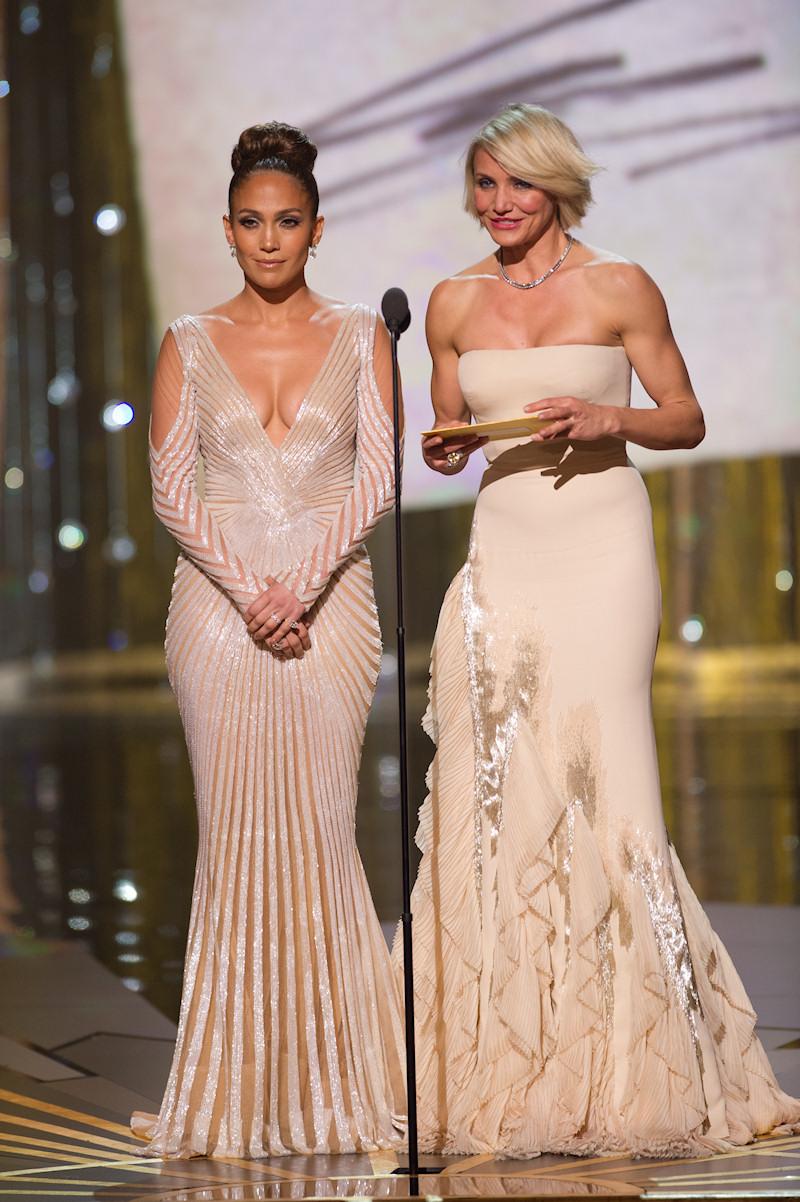 Jennifer Loper et Cameron Diaz étaient sublimes dans les robes soirées magnifiques