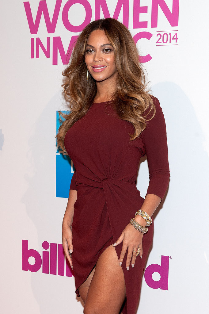 Beyoncé aux Billboard Women In Music 2014