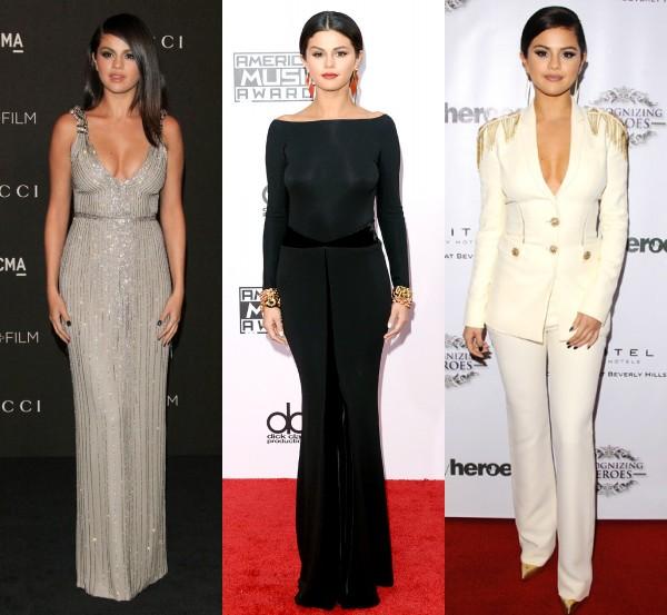 Les plus beaux looks des années 2014 de Selena Gomez