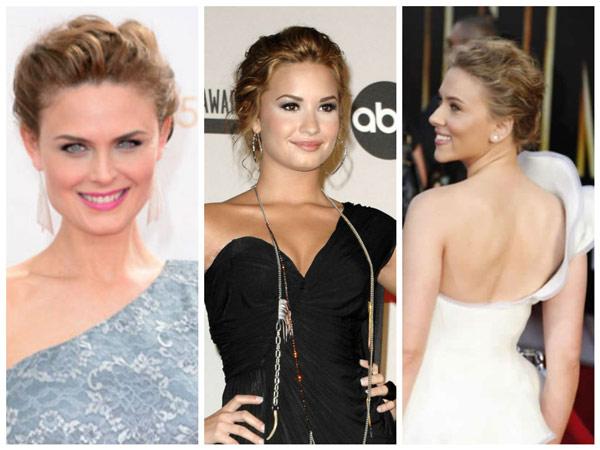coiffure-star-balayage-robe-soiree-asymetrique