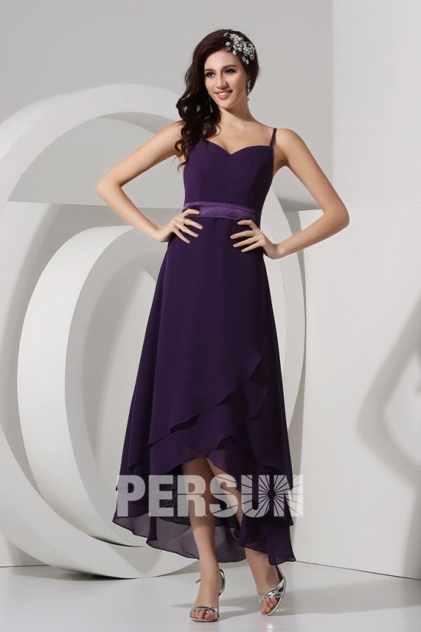 robe-mariage-honneur-violette-sexy