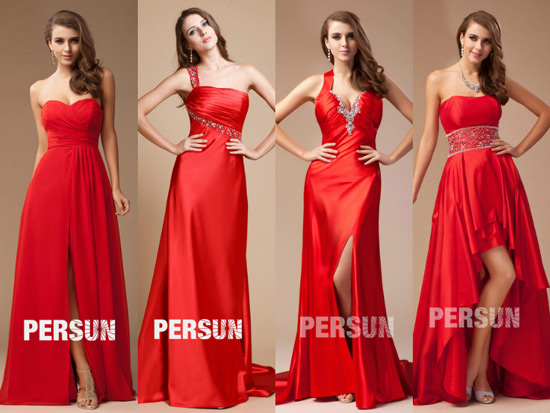 b6706148f1f robes-de-soiree-rouge-decollecte