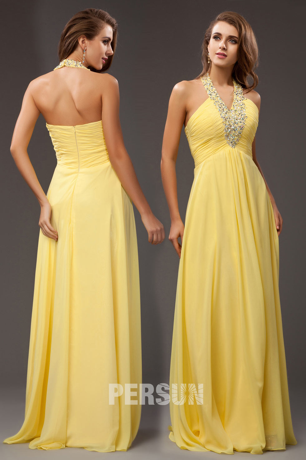 robe-de-soiree-longue-jaune-halter-top