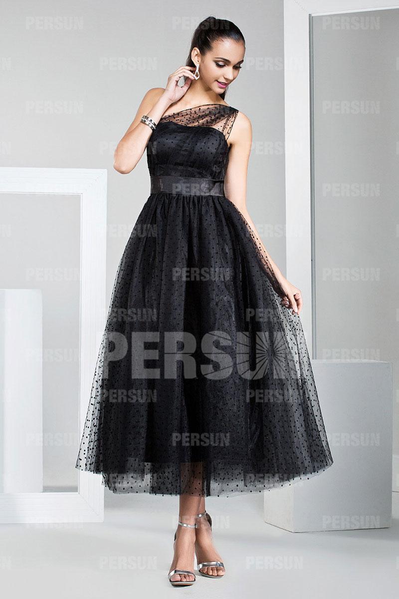robe-de-soiree-noire-en-tulle