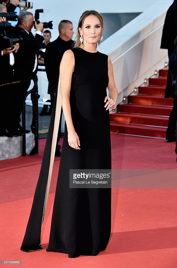 Anna Girardot au Festival de Cannes