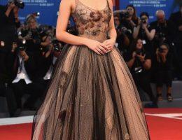 Jennifer Lawrence à la 74ème Mostra de Venise