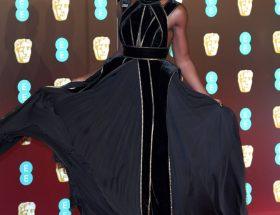 Lupita Nyong'o aux Bafta 2018
