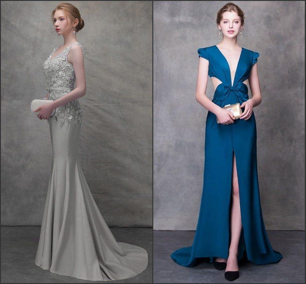 robe de soirée longue chic pour 2019