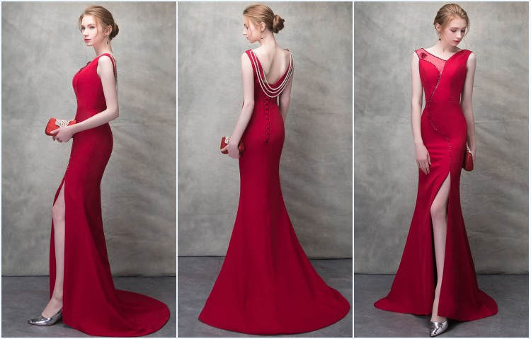 Robes de soirée somptueuses 2019 pour un gala prestigieux