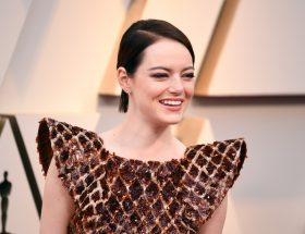 Emma Stone aux Oscars 2019