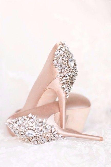 chaussure pour robe de soirée