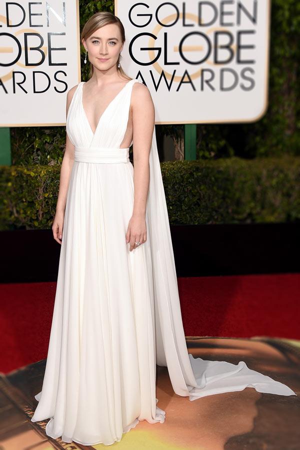 robe de soirée blanche sexy