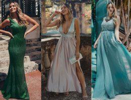 robe de soirée chic et tendance 2020