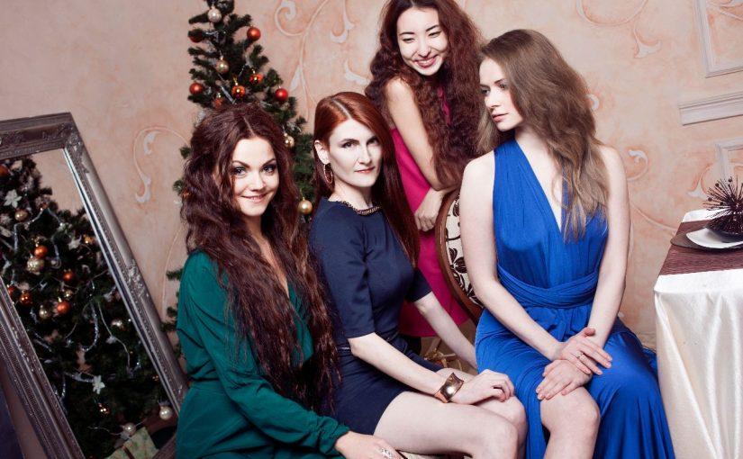Les meilleures robes de soirée pour ce Noël