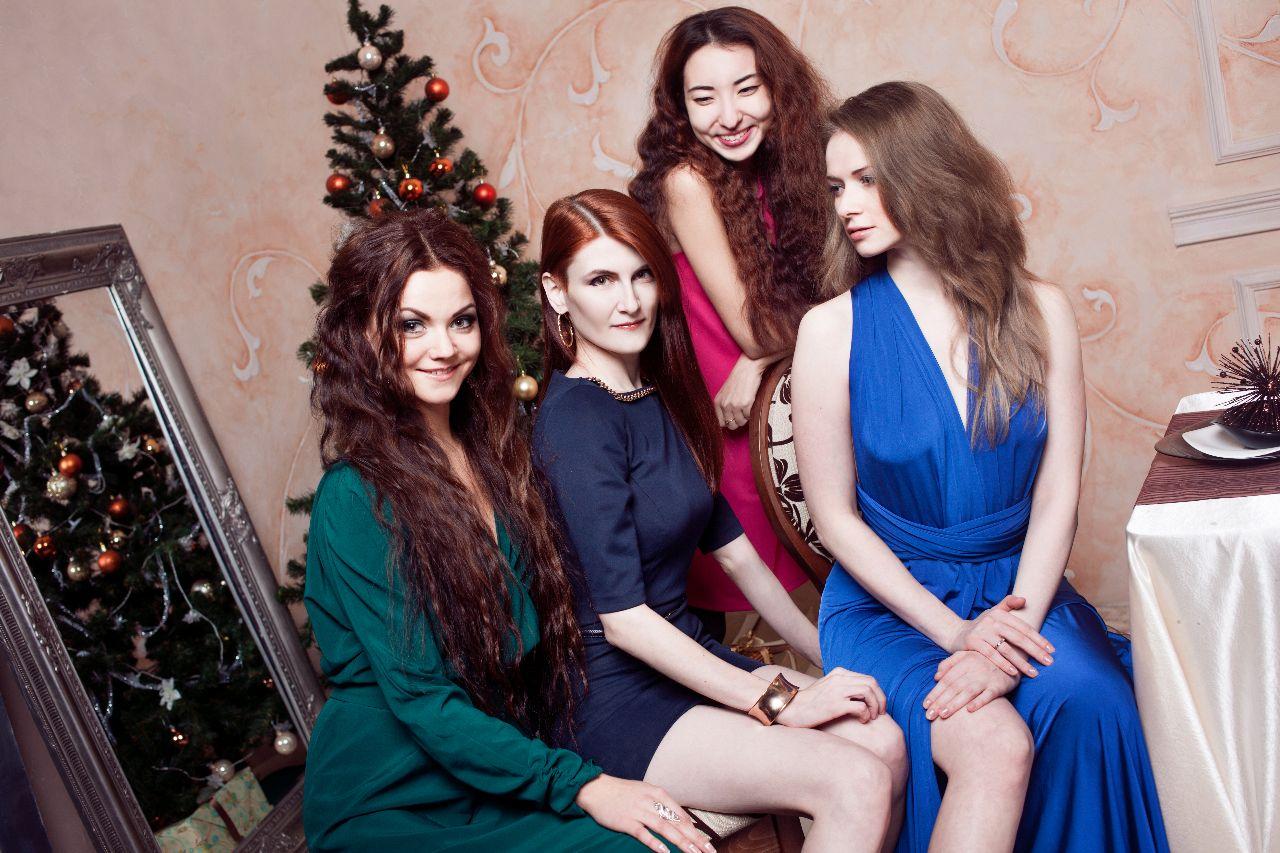 robe chic tendance pour noël