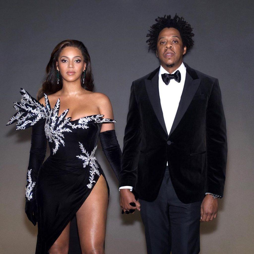 jay Z et Beyoncé à l'anniversaire de P. Diddy